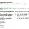 [Offre Alerte] Tronsmart Charge rapide 2.0 chargeur mural 6,99 $ sur Amazon Après 8 $ coupon de réduction